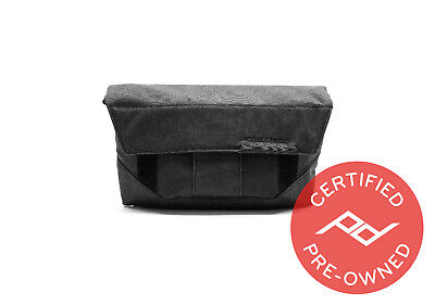Peak Design Field Pouch Black - PD Certified