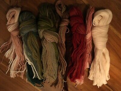 Ehrman tapestry wool for Blooming Roses Cream