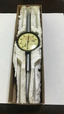 Starrett  NO. 25 - 2041 Large Dial Indicator .001""