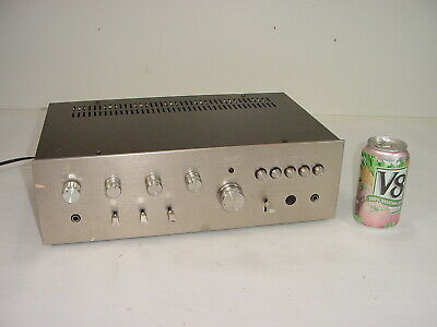 Vintage 1977 Sansui AU-4400 AU4400 Integrated Solid State Stereo Amplifier Amp