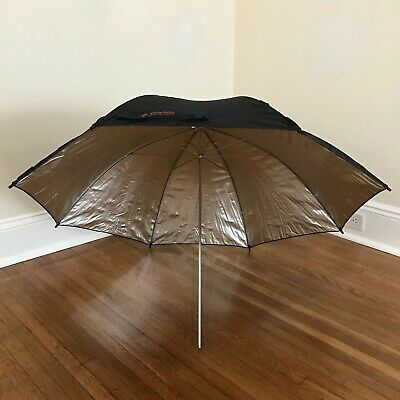 "Photoflex umbrella with silver reflective interior 41"" diameter"