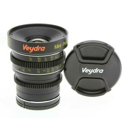 Veydra Mini Prime 16mm T2.2
