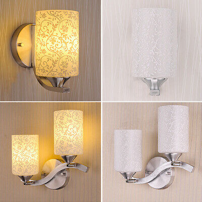 Unique Glass Wall Lights Corridor Stairs Decorative Sconce Wall Lamp Fixtures
