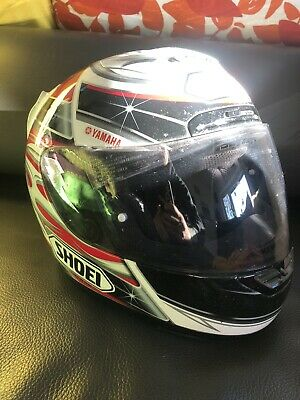 Shoei Wayne Rainey X spirit Helm Helmet Casco
