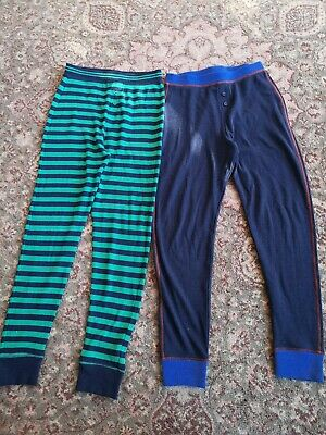 Marks And Spencers Thermal Trousers Leggings Age 9-10 Years worn once