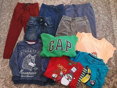 Bundle Of Boys Clothes Gap Next Mini Boden Age 7-8 Years