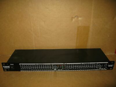 """Citronic CEQ215 19"""" rack-mountable equalizer / PERFECT"""