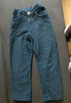 marks and spencer london navy blue denim kids jeans for boys aged 10