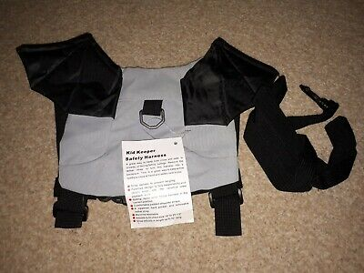 Batman batwings Childs Safety Harness Backpack Childrens