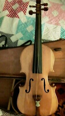 Antique Violin hand made with case