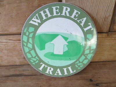 Whereat trail sign. traffic sign.street sign.