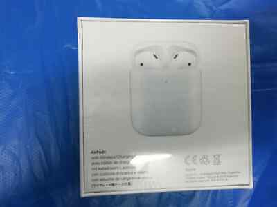 BRAND NEW! Apple AirPods 2nd Gen Boxed, Manual, ireless Charging Case White
