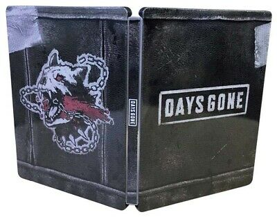 Days Gone Collectors Edition Steelbook + Soundtrack PS4 Zombies