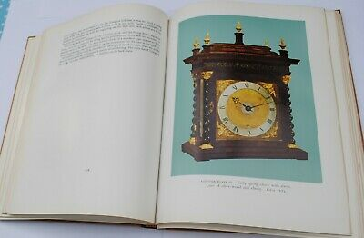 Thomas Tompion  his life and his work  by R.W. Symonds HB