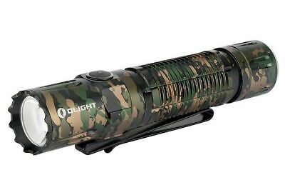 New Olight M2R PRO Warrior 1800 Lm Flashlight - Limited Edition Camouflage Camo