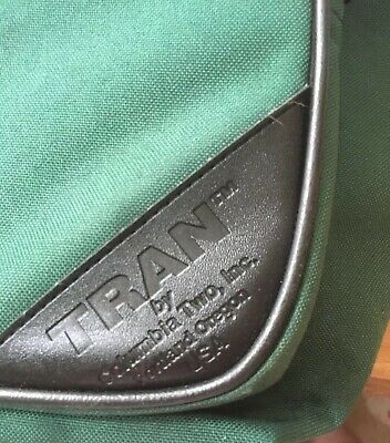 'Tran' Artists Professional Portable Kit Green Bag Waterproof For Painters