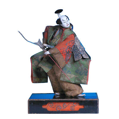 Japanese Takeda Ningyo of kabuki actor, Edo Period