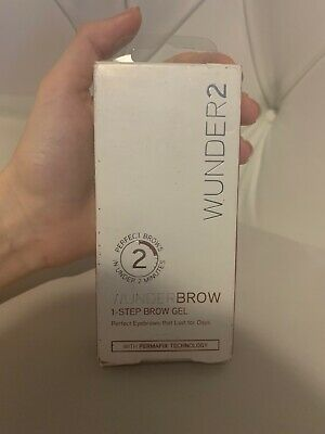 Wunderbrow 1-Step Brow Gel Brunette