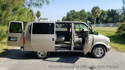 "2005 Chevrolet Astro Ext 111"" WB RWD 91,000 MILES FLORIDA CLEAN CARFAX NONSMOKER ULTRA CLEAN GARAGEKEPT NONSMOKER CAR"