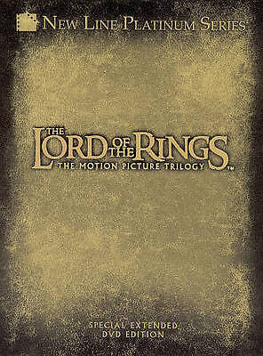 Lord of the Rings: Fellowship of the Ring (Special Extended DVD Edition)