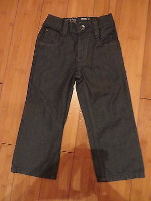 boys boy jeans age 3 years next straight fit dark navy adjustable waist