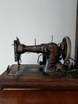 Jones Vintage sewing machine