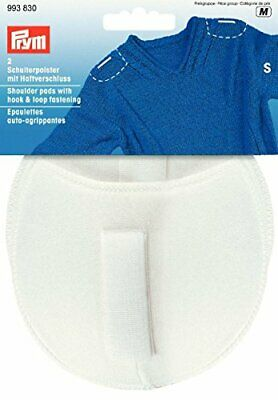 Prym Set in Shoulder Pads Small White 12x100x124mm 2pcs
