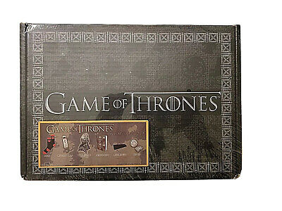 Game Of Thrones HBO Special Limited Edition Bundle Exclusive Collectors Box