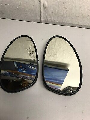 Left handside wing mirror replacement glass to fit Chevrolet Cruz 2009 onwards