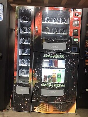 Snack & soda Healthy Combo Vending Machine  Fortune Resources NV2020