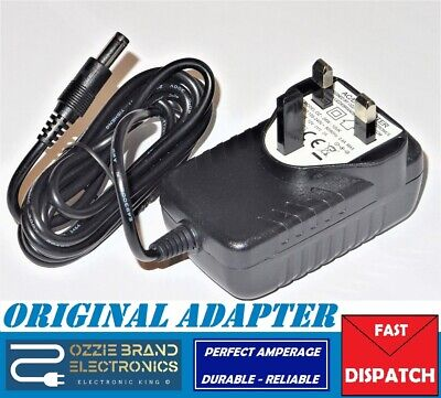 12V 2A AC to DC Adapter Charger Power Supply LED Light Camera CCTV UK Plug New