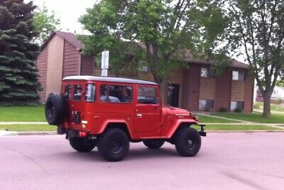 1980 Toyota Land Cruiser  1980 Toyota Land Cruiser FJ40