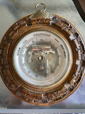 Barometer Made In Germany