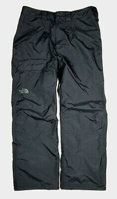 THE NORTH FACE DryVent Seymore Men's Ski/Snowboard Pants. Black. Size Medium