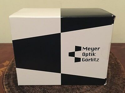 NEW Meyer Optik Görlitz Primoplan P75 f1.9 Sony E-mount Full Frame lens