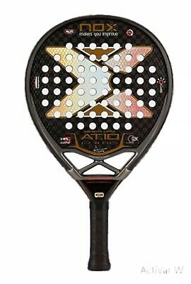 Pala De Padel Nox AT10 Luxury Genius Agustin Tapia