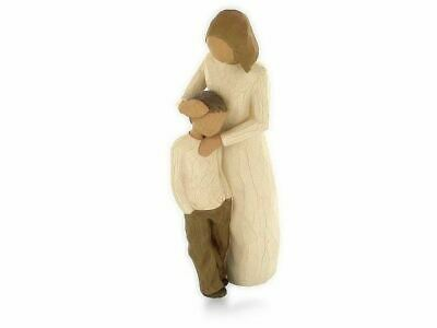 Willow Tree 26102 Mother And Son Figurine Figures Ornaments Collection Gift 20cm