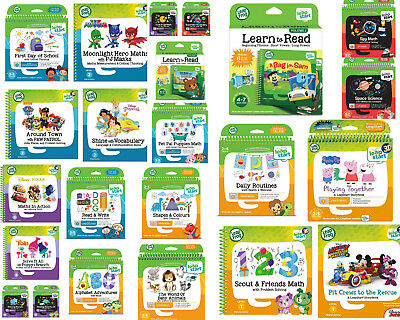 LeapFrog LeapStart Books & Leap Start 3D Books *B.NEW* Fast Dispatch