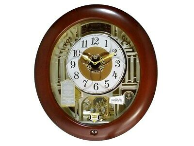 Seiko Unisex  Melodies In Motion Wall Clock