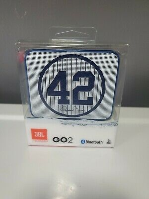 JBL GO2 Mariano Rivera,Rechargeable Portable Bluetooth Waterproof Speaker. NEW!