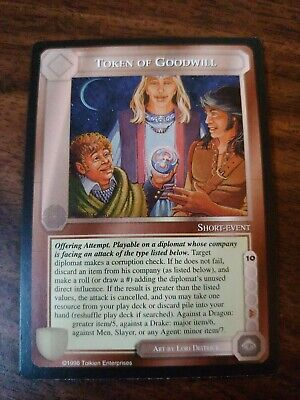 Middle-Earth CCG MECCG MEDM Balance Between Powers Dark Minions