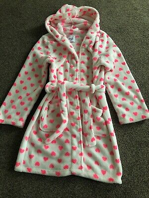Girls New Look Dressing Gown Age 12-13