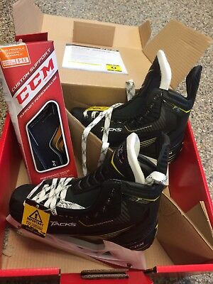 CCM Tack hockey skates-Adult size 7-D-new in the box.