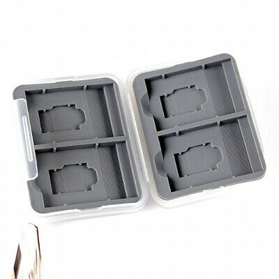 Summit Card Case for SD and Micro SD grey