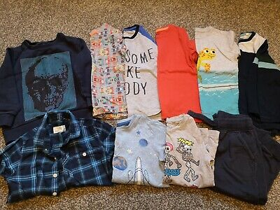 Big Bundle Of Boys Mostly Next Clothes Age 2-3 Years