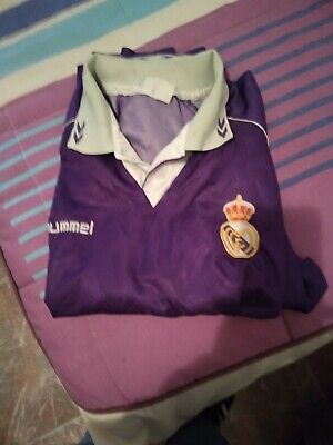 Camiseta Real Madrid Hummel Vintage 1993/1994