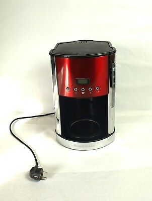 Cafetière Russell Hobbs Jewels 18626-56 Rouge rubis occasion sans verseuse