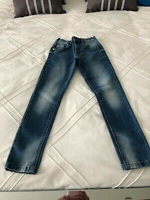 Boys age 7 years..Bluezoo super skinny jeans