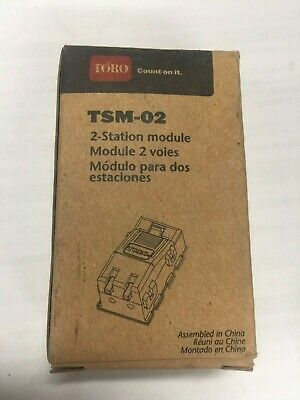 Toro TSM-8F 8 Station Expansion Module with Flow Sensing for TMC-424 Irrigation Controller