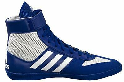 ADIDAS MEN'S COMBAT Speed 5 Wrestling Shoes, Royal Blue
